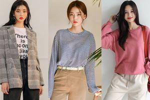 4 kiểu áo các quý cô không thể thiếu trong ngày se lạnh