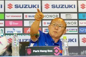 HLV Park Hang-seo tự tin với học trò nhưng cảnh giác với phát biểu của Malaysia
