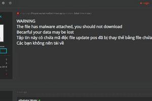 Đến phiên FPT Shop bị dọa tung dữ liệu khách hàng