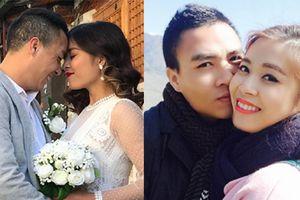 Trước khi bị nghi rạn nứt, BTV Hoàng Linh và hôn phu từng có nhiều khoảnh khắc 'chỉ cái chết mới chia lìa'