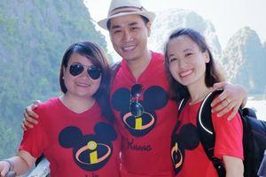 Đường tình trái ngược với hai cô em gái vừa giỏi giang lại hôn nhân viên mãn của MC Nguyên Khang