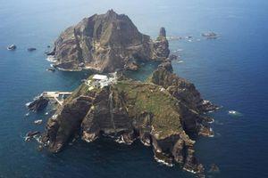 Tàu cá Hàn Quốc và Nhật Bản va chạm ở vùng biển đảo tranh chấp