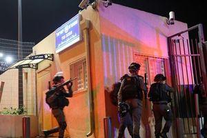 Hai cảnh sát Israel bị thương trong vụ tấn công bằng dao ở Jerusalem