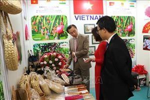 Việt Nam tham gia Hội chợ lớn nhất tại Ấn Độ