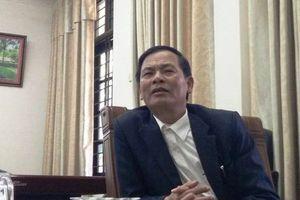 Bắt nguyên Chủ tịch, Phó chủ tịch xã trục lợi ngân sách tiền bảo vệ rừng