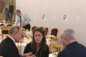 'Chèo kéo' gặp ông Putin bằng được, Thủ tướng Israel có giải quyết xong 'mối họa' S-300?