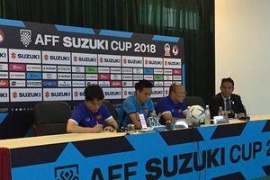 AFF 2018: HLV Park Hang-seo tiết lộ khâu chuẩn bị quan trọng trước trận 'chung kết vòng bảng'