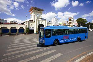 TP.HCM: Khuyến khích đầu tư xe buýt dùng nhiên liệu sạch