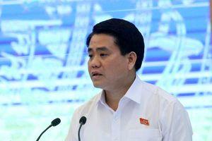 Chủ tịch Hà Nội: Trước Tết sẽ công bố kết luận thanh tra rừng Sóc Sơn