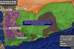 Houthi diệt 876 tay súng, Ả rập Xê-út sa lầy tại Yemen