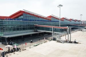 Sân bay Vân Đồn đề nghị được mở cảng, sớm khai thác thương mại