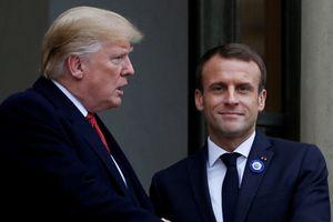Macron: Pháp là đồng minh, không phải nước chư hầu của Mỹ