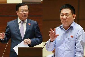 Tổng KTNN, Bộ trưởng Tài chính tranh luận việc 'liên lụy cơ quan thuế'