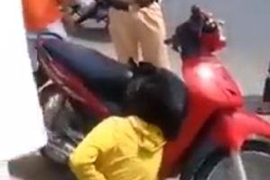 Vì sao cô gái ở Phú Yên trúng đạn của cảnh sát giao thông?