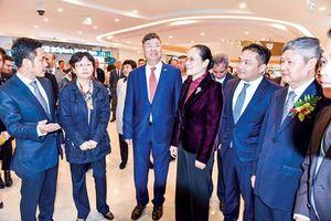 VIETNAM HUB - Thúc đẩy thương mại Việt Nam ra thế giới