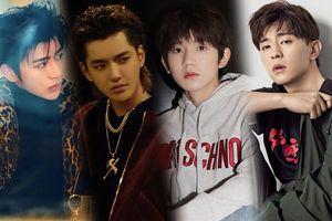 BXH sao quyền lực tuần 2 tháng 11: Vương Nguyên, Đặng Luân tăng hạng cũng không bằng Ngô Diệc Phàm vượt 40 đối thủ
