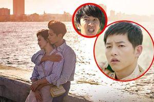Nghi án sứt mẻ tình cảm với Song Joong Ki chỉ vì Bo Gum ôm Song Hye Kyo bên bờ biển, fan gọi tên 'người thứ 4' Lee Kwang Soo