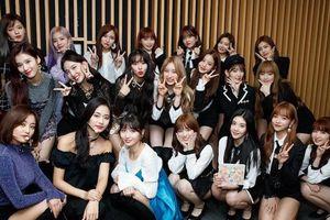 IZ*ONE lần đầu chia sẻ về sự phấn khích của họ khi gặp tiền bối Twice!