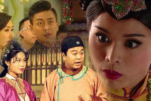 Khi những bà vợ 'tát lật mặt' hồ ly tinh trong phim TVB