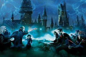 Thế giới của Harry Potter có là gì chăng nữa nhưng chắc chắn không phải là thế giới của 'những trò con nít'!