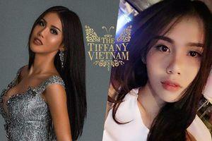 Bản sao Minh Tú tại The Tiffany Vietnam: 'Chị Tú chính là hình ảnh mạnh mẽ tôi muốn hướng đến'