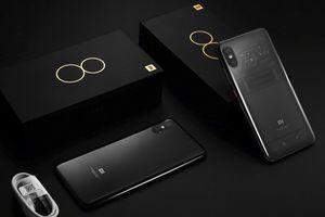 Xiaomi ra mắt Mi 8 Pro tại Việt Nam: Cảm biến vân tay dưới màn hình, mặt lưng trong suốt tuyệt đẹp!