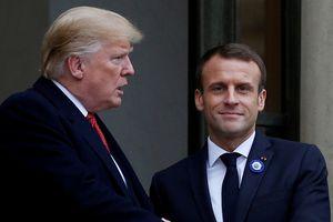 Pháp chỉ trích Tổng thống Trump 'thiếu lịch sự'