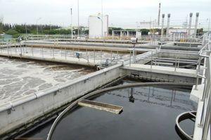60,5% tồn tại về trạm xử lý nước thải tại các CCN được giải quyết