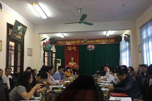 Bộ TN&MT: Tập huấn kỹ năng tuyên truyền về TN&MT cho đội ngũ phóng viên tại tỉnh Sơn La