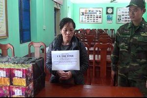 Lạng Sơn: Vận chuyển pháo nổ, chống trả lực lượng chức năng