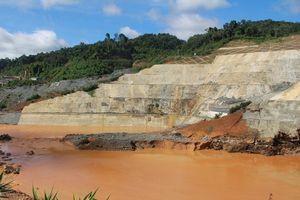 Quảng Nam cho phép Sông Bung 2 tích nước trở lại sau sự cố vỡ hầm