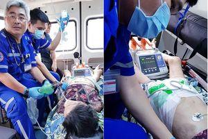 Cứu sống cụ bà 80 tuổi ngưng thở vì ăn bún