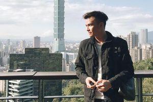 Blogger Lý Thành Cơ: 'Đừng bao giờ nghĩ đến chuyện bỏ việc chỉ để xê dịch'