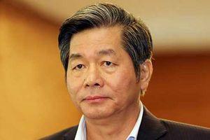 Đề nghị Ban Bí thư kỷ luật nguyên Bộ trưởng Bùi Quang Vinh vì vụ AVG