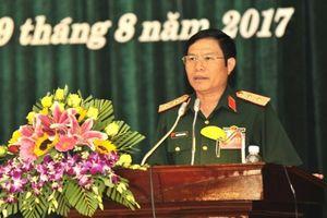 Chân dung Trung tướng Nguyễn Tân Cương, người vừa giữ chức Phó tổng tham mưu trưởng quân đội