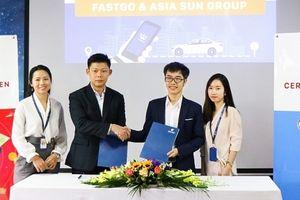 FastGo- Ứng dụng gọi xe Việt có mặt tại Myanmar