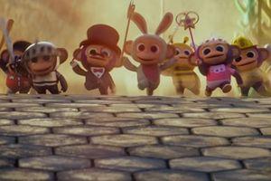 Phim hoạt hình 'Công Viên Kỳ Diệu' tung trailer mới gây tò mò với sự xâm lăng của binh đoàn thú bông