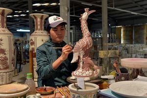 Gốm Chu Đậu - Tinh hoa văn hóa Việt