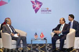 Thủ tướng đề nghị Malaysia hỗ trợ DN Việt cung ứng thực phẩm Hala