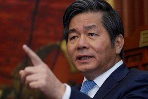 Vụ MobiFone mua AVG: Nguyên Bộ trưởng Bùi Quang Vinh bị đề nghị xem xét kỷ luật