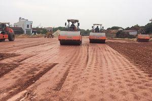 Cao tốc Bắc Giang - Lạng Sơn bị tố thi công gây mất an toàn giao thông