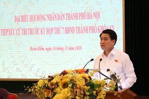 Hà Nội: Cử tri phản ánh nhiều vấn đề dân sinh bức xúc