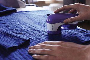 Tiện lợi máy cắt lông xù quần áo