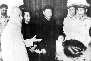 Tư tưởng Hồ Chí Minh về rèn luyện bản lĩnh chính trị cho cán bộ, chiến sỹ công an nhân dân