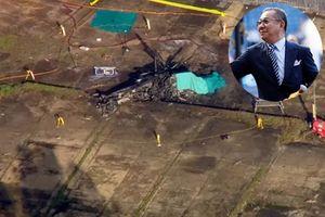Công bố nguyên nhân ban đầu vụ tai nạn máy bay của cố Chủ tịch Leicester City
