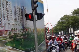 Thành phố Hồ Chí Minh:Công ty TNHH Phát triển Phú Mỹ Hưng làm dự án, bất chấp tính mạng người dân?