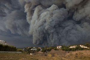 Những hình ảnh sốc về đám cháy thảm họa nhất lịch sử California