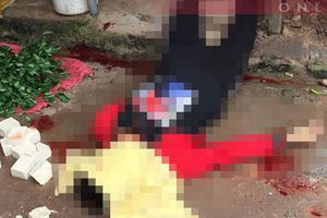 Vụ người phụ nữ bị bắn chết tại chợ: Hé lộ nguyên nhân và nội dung tin nhắn của hung thủ