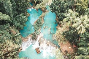 Ngỡ ngàng vẻ hoang sơ, tươi đẹp của các vùng đất châu Á từ trên cao