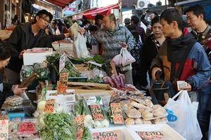 Vì sao kinh tế Nhật Bản tăng trưởng âm?